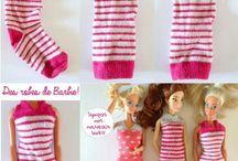Vestiti per barbie