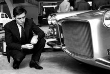 Thanks! Pininfarina! / Sergio Pininfarina, Designer of Sports Cars, Dies at 85. R.I.P. http://www.pininfarina.it/