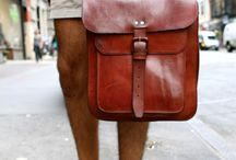 Leather bags / Men's leather bags