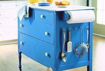 Kitchen Furniture / Ideas for the kitchen