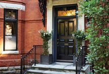 doors and entryways / by Amy Hirsch