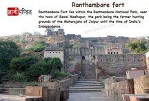 Ranthambore fort history in Hindi