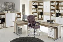 Arbeitszimmer / Büromöbel / Keine Lust auf Arbeit? Mit unseren Büromöbeln macht das Lernen und Arbeiten wieder Spaß! Möbel Mit - www.moebelmit.de