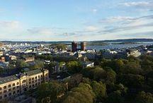 #OSLO / Oslo capital de Noruega.