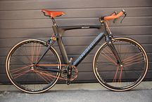 Le Fixie Bike / Beautiful single speed bicycles / by kropped