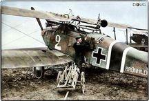 20TH -WW1-WARFIGHTERS