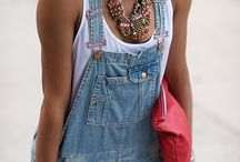 Cool Festival Outfits / These are just a few ideas on what to rock if you're attending a chilled out festival.