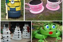 garden crafts