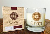 Onata Fragrances Soy Candles
