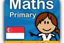 Apps for Singapore / Fun maths practice on the iPad and iPhone.