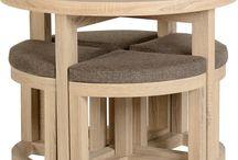 mesa  madera para juegos