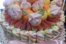 torta marshmallow / dolci