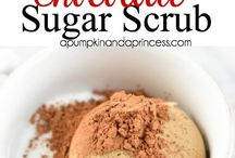 Pedicure Scrub