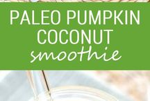 Paleo - Smoothies & Drinks