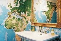 Ванная комната - лучшие идеи | bathroom