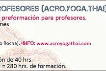 EVENTOS / retiros, talleres, formaciones... retreats, workshops, trainings...