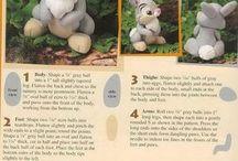 Игрушки и фигурки из глины