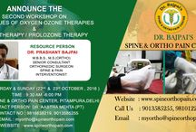 Ozone therapy workshop delhi,ncr, india