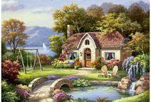 paesaggi romantici