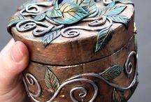 Wooden Jewelry / Dřevěné šperky