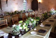 Table Scapes by Apple Blossoms