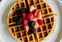 Panquecas/crepes/ waffles