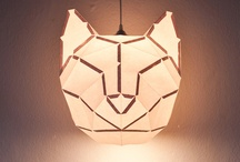 DIY Inspiration: Lamps / by Maerri Lou
