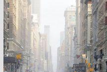 NYC / Painter Irina Alexandrina, Old NYC