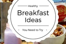 Breakfast Ideas / New breakfast recipe ideas to serve your family every morning!