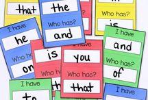 Sight words training