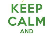 Don't Panik! Keep Calm Concepts / Graphic Design