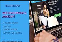 Web Development Training in Bangalore