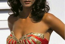 Wonder Woman and Super Heroes / by Gail Pierce