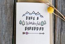 birthday gift & cards ideas