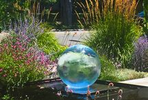 Aquasphere Sphere Water Fountains