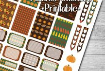 Planners- Free Printable Kits