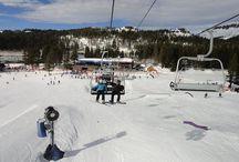 Truckee / Tahoe Ski Resorts / Favorite Ski Resorts in the Truckee and Lake Tahoe area!