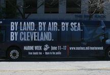 bus advertisment