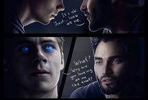 ...little Sterek in my life :3