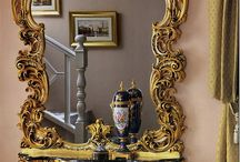 mirrors -luxury furnitures / by Coco Certified
