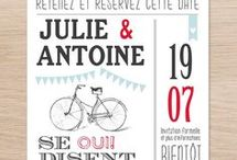 * MARIAGE * Save the date