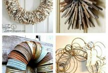 wreaths / wreath ideas