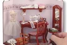 D is for Dollhouse