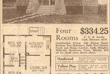 Historic Bungalow Images on the small side / by Historic Shed