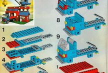 Lego instructions