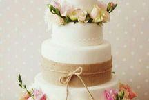 tortas de cumpleaños rusticas