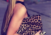 Color Story: Animal Print  @ Stylemindchic / A dash of animal print adds a little edge to any look. / by Heather @ Style*Mind*Chic Life