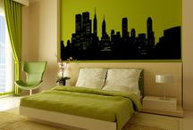 Master Bedroom Ideas / by Hello I Live Here