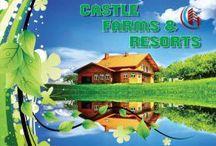Castle Buildwell Farm Houses