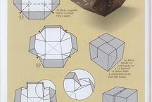 Origami Caixa
